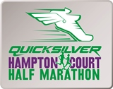 Quicksilver Hampton Court Half Marathon
