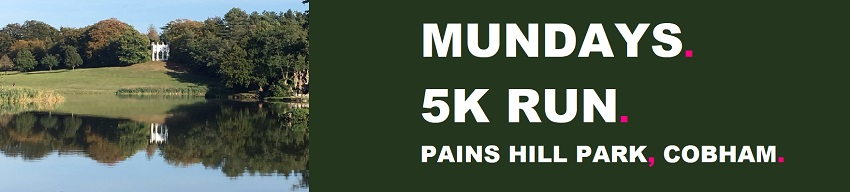 Mundays 5K Run Banner Image